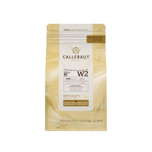 Callebaut - Callets - Witte chocolade - 1 kg