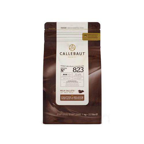 Callebaut - Callets - Melk chocolade - 1 kg
