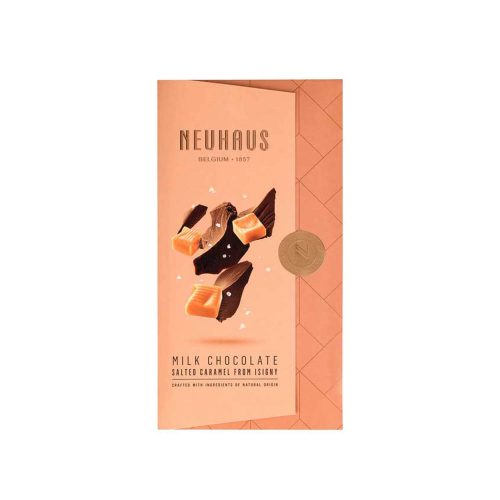 Neuhaus - Tablet - Melk chocolade - Gezouten caramel