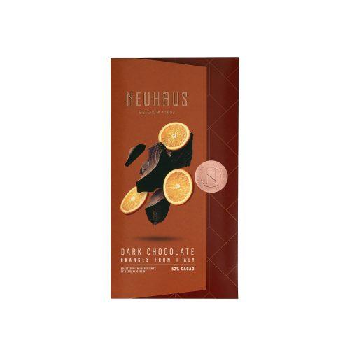 Neuhaus - Tablet - Pure chocolade - Sinaasappel