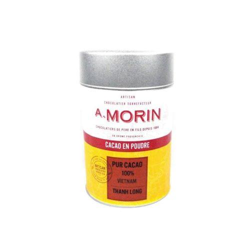 Morin - Cacaopoeder 100% - Vietnam - 200 gr