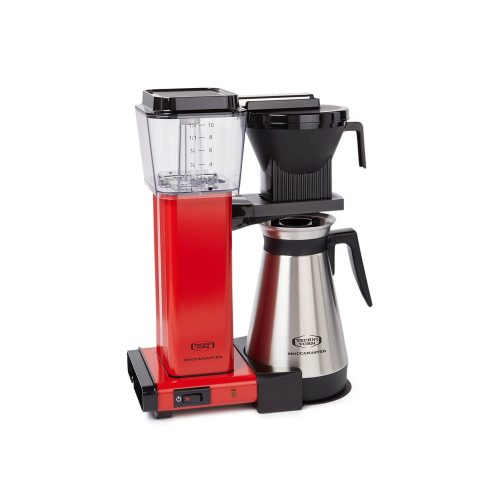 Moccamaster - koffiezetter - KBGT 741 - Thermos - Red