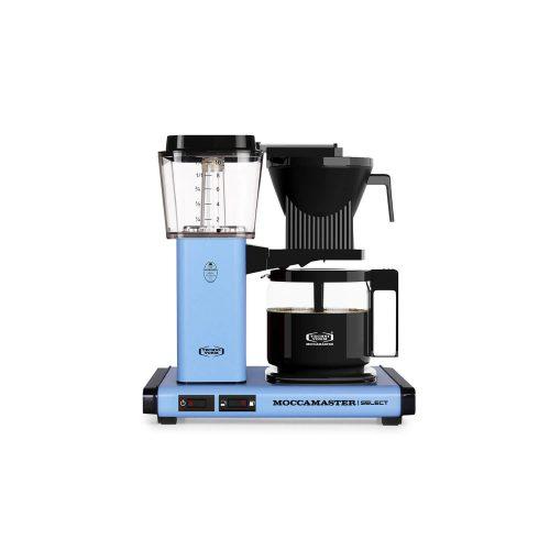 Moccamaster - koffiezetter - KBG Select - Pastel Blue
