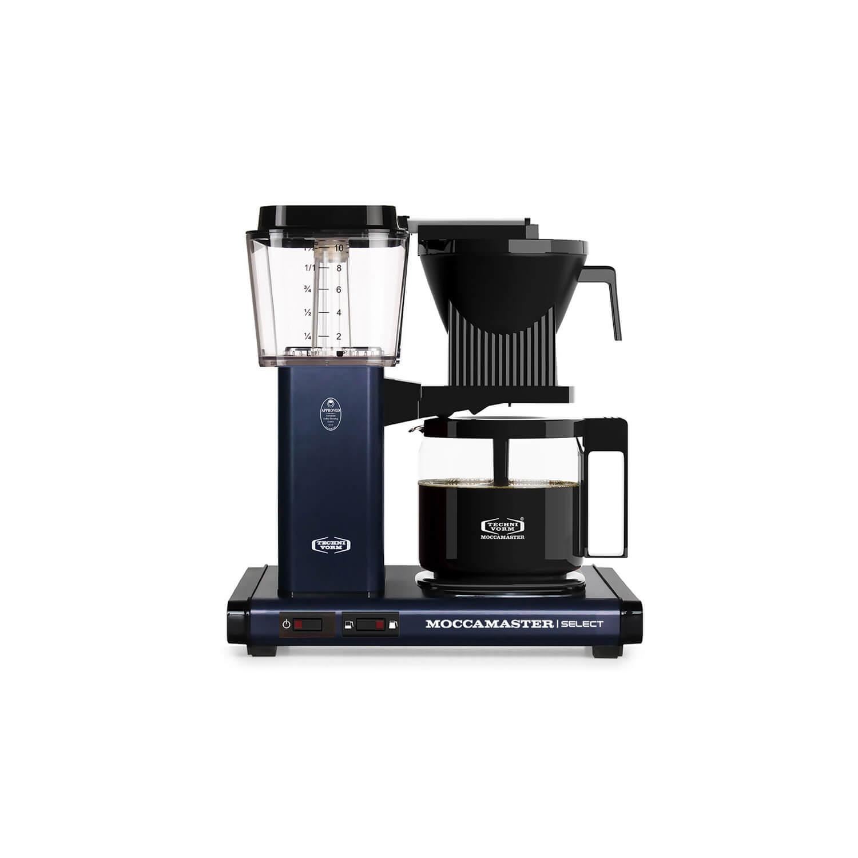 Moccamaster - koffiezetter - KBG Select - Midnight Blue