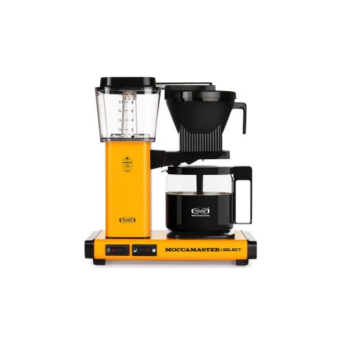 Moccamaster - koffiezetter - KBG Select - Yellow Pepper