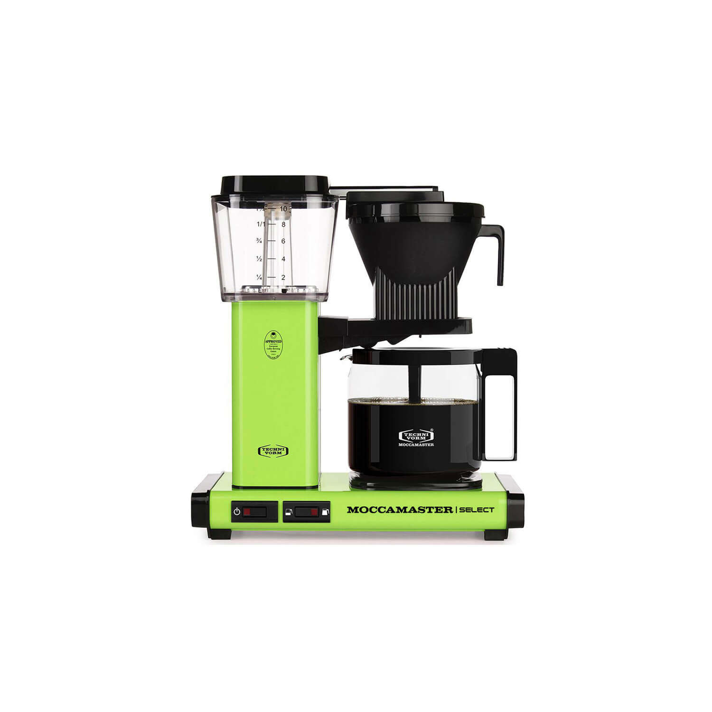 Moccamaster - Koffiezetter - Kbg Select - Fresh Green