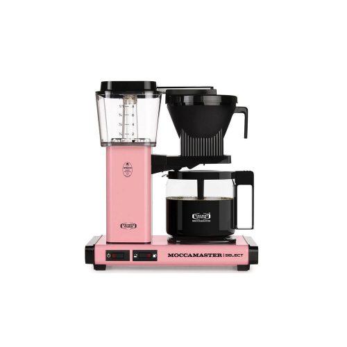 Moccamaster - koffiezetter - KBG Select - Pink