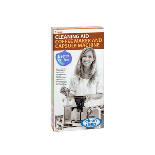 Moccamaster - Clean Drop - Reiniger (5 zakjes)