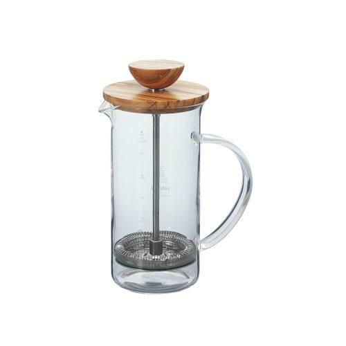 Hario - Tea Press - Wood - 2 cups
