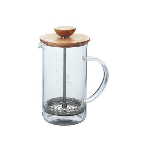 Hario - Tea Press - Wood - 4 cups