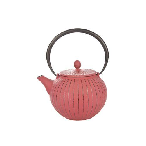 Theepot - Lantern - Rood - 1