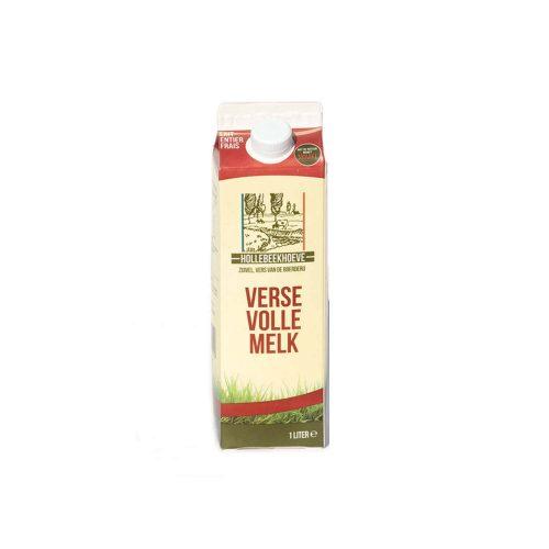 Hollebeekhoeve - Verse volle melk - 1 l