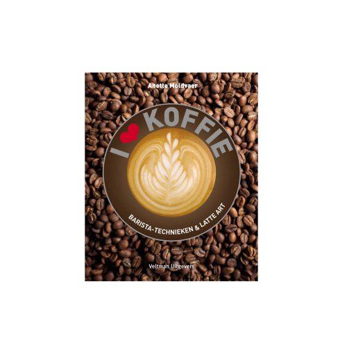Boek - I love koffie