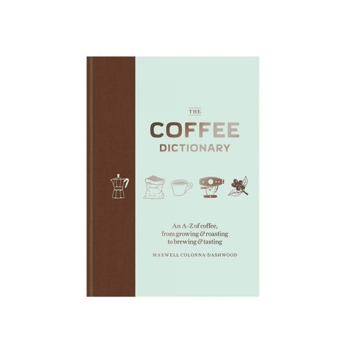 Boek - The coffee dictionary