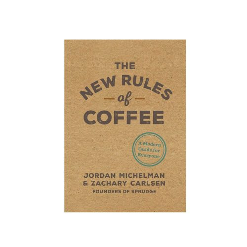 Boek - The new rules of coffee