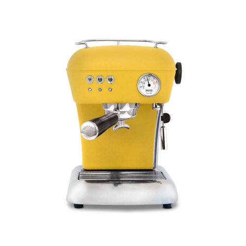 Ascaso - Espressomachine - Dream - Mat geel