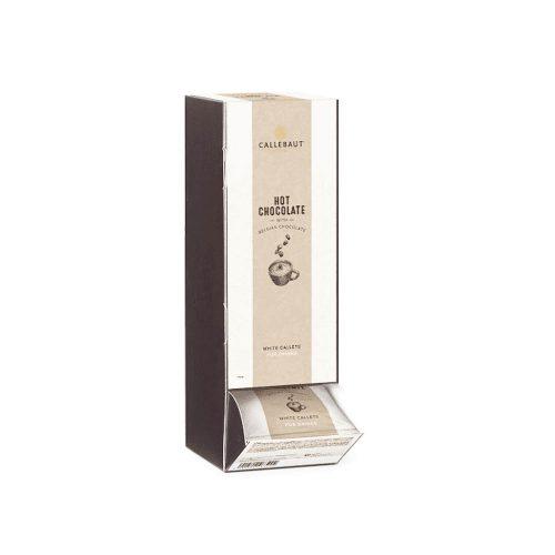 Callebaut - Dispenser - Witte chocolade