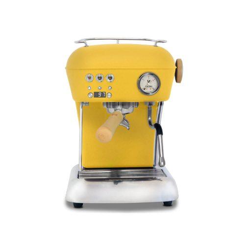 Ascaso - Espressomachine - Dream - PID - Mat geel