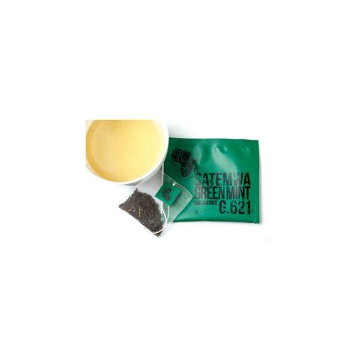 Theebuiltjes - Satemwa - Green Mint - 100 st