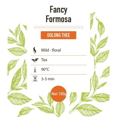 Oolong – Formosa Oolong Fancy - detail