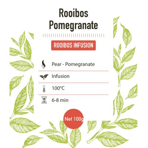 Rooibos – Cranberry Pomegranate - detail
