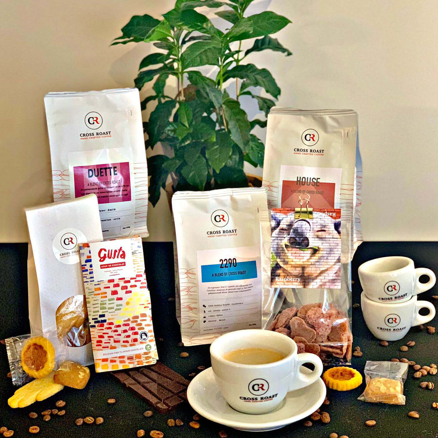 Home Office Box- Coffee & Sweets - Blend