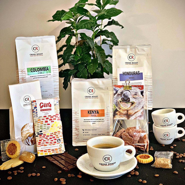 Home Office Box- Coffee & Sweets - Single origin