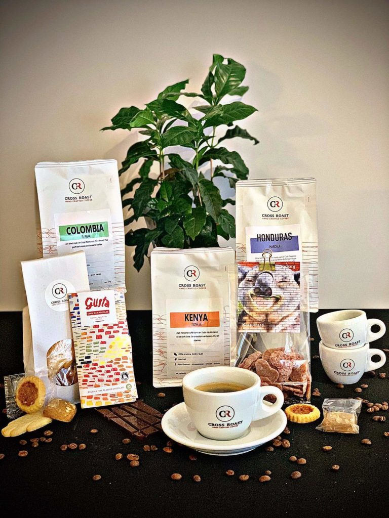 Home office box - Coffee & Sweets detail single origin