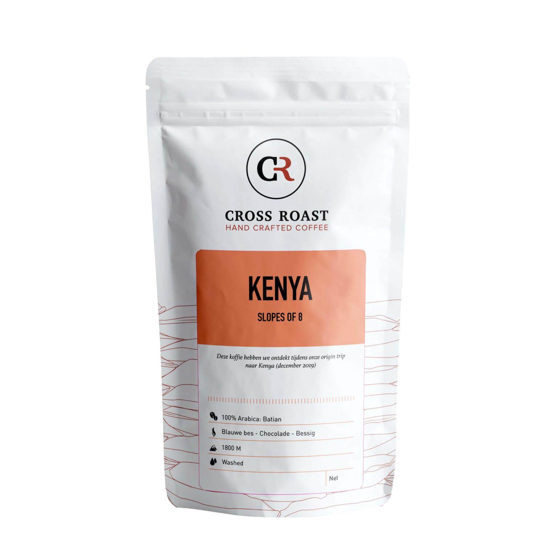 Kenya - Slopes Of 8