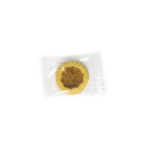 Koekjes - Délice caramel - 150 st - individueel verpakt