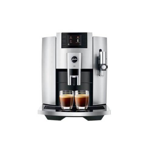 Jura - Koffietoestel - E8 - Moonlight Silver