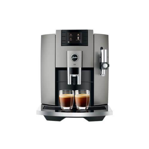 Jura - Koffietoestel - E8 - Dark Inox