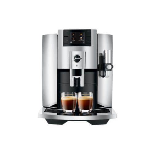 Jura - Koffietoestel - E8 - Chroom