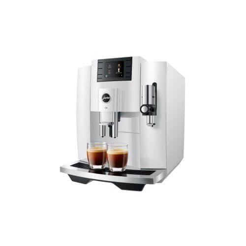 Jura - Koffietoestel - E8 - Piano White