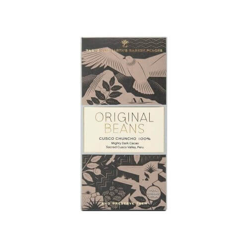 Original Beans - Cusco 100% BIO