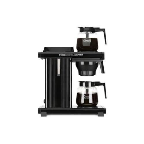 Moccamaster – koffiezetter – Moccaserver 2x1.8 l - Black