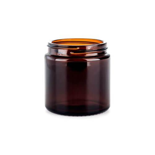 Comandante - Bean - Jar - Brown Glass